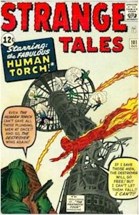 Strange Tales 101 - for sale - mycomicshop
