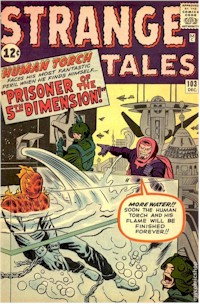 Strange Tales 103 - for sale - mycomicshop