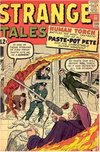 Strange Tales 104 - for sale - mycomicshop