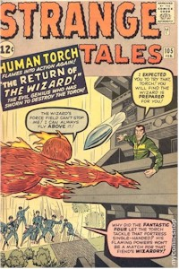 Strange Tales 105 - for sale - mycomicshop
