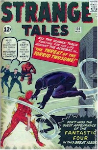 Strange Tales 106 - for sale - mycomicshop
