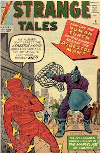 Strange Tales 111 - for sale - mycomicshop