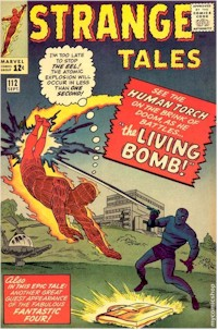 Strange Tales 112 - for sale - mycomicshop