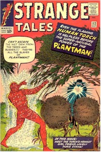 Strange Tales 113 - for sale - mycomicshop