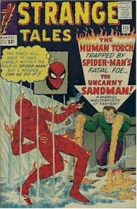 Strange Tales 115 - for sale - mycomicshop