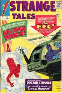 Strange Tales 117 - for sale - mycomicshop