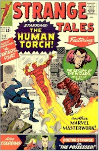 Strange Tales 118 - for sale - mycomicshop