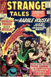 Strange Tales 119 - for sale - mycomicshop