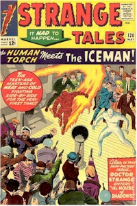 Strange Tales 120 - for sale - mycomicshop