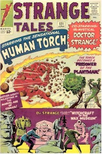 Strange Tales 121 - for sale - mycomicshop
