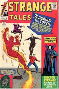 Strange Tales 122 - for sale - mycomicshop