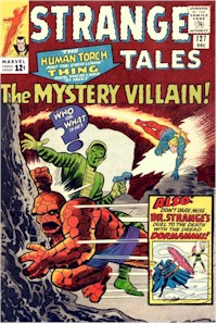 Strange Tales 127 - for sale - mycomicshop