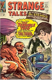 Strange Tales 129 - for sale - mycomicshop