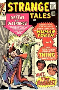 Strange Tales 130 - for sale - mycomicshop