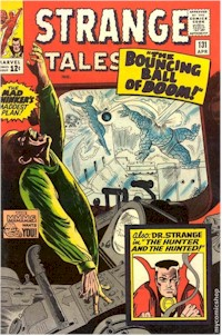 Strange Tales 131 - for sale - mycomicshop