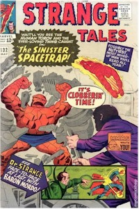 Strange Tales 132 - for sale - mycomicshop
