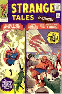 Strange Tales 133 - for sale - mycomicshop