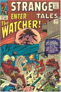Strange Tales 134 - for sale - mycomicshop