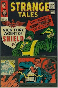 Strange Tales 135 - for sale - mycomicshop