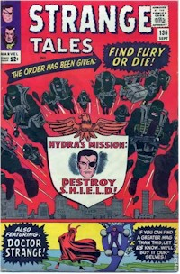 Strange Tales 136 - for sale - mycomicshop