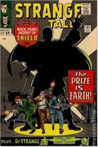 Strange Tales 137 - for sale - mycomicshop