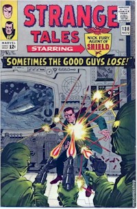 Strange Tales 138 - for sale - mycomicshop