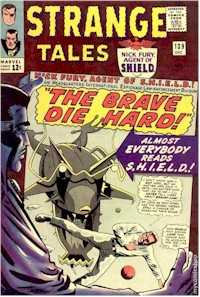 Strange Tales 139 - for sale - mycomicshop