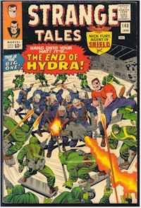 Strange Tales 140 - for sale - mycomicshop