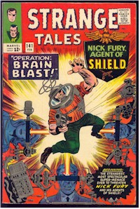 Strange Tales 141 - for sale - mycomicshop