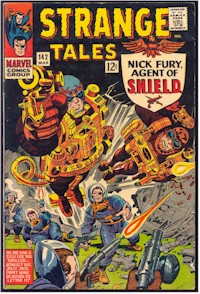 Strange Tales 142 - for sale - mycomicshop