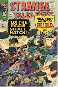 Strange Tales 145 - for sale - mycomicshop