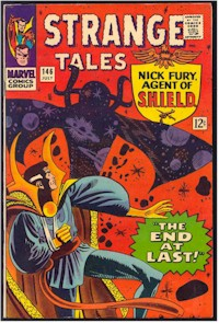 Strange Tales 146 - for sale - mycomicshop