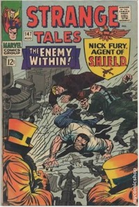 Strange Tales 147 - for sale - mycomicshop