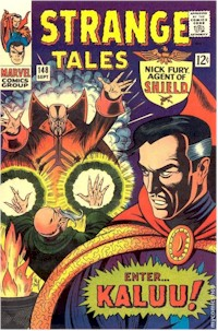 Strange Tales 148 - for sale - mycomicshop
