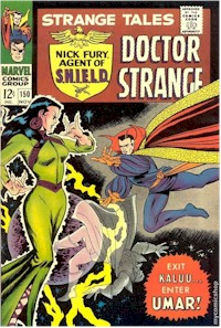 Strange Tales 150 - for sale - mycomicshop