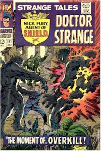 Strange Tales 151 - for sale - mycomicshop
