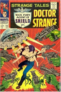 Strange Tales 153 - for sale - mycomicshop