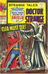 Strange Tales 154 - for sale - mycomicshop