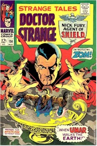 Strange Tales 156 - for sale - mycomicshop