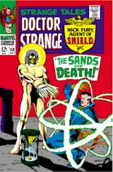 Strange Tales 158 - for sale - mycomicshop
