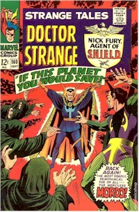 Strange Tales 160 - for sale - mycomicshop