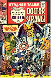 Strange Tales 161 - for sale - mycomicshop