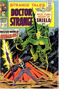 Strange Tales 162 - for sale - mycomicshop