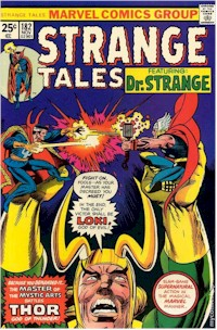 Strange Tales 182 - for sale - mycomicshop