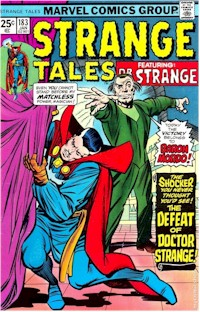 Strange Tales 183 - for sale - mycomicshop