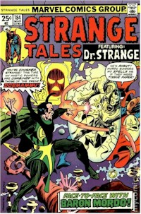 Strange Tales 184 - for sale - mycomicshop