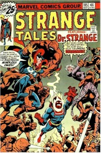 Strange Tales 185 - for sale - mycomicshop