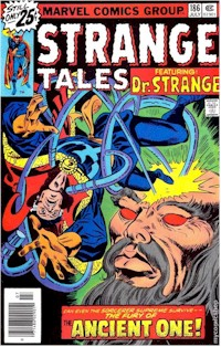 Strange Tales 186 - for sale - mycomicshop
