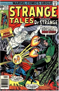 Strange Tales 187 - for sale - mycomicshop