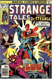 Strange Tales 188 - for sale - mycomicshop